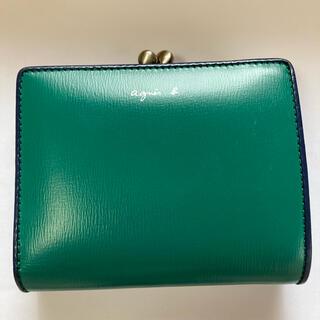 agnes b. - agnes b.二つ折り財布 がま口