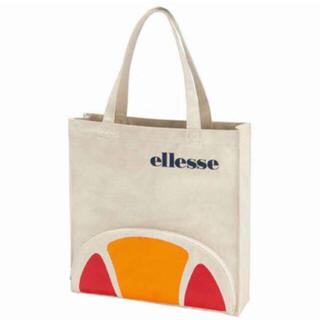 エレッセ(ellesse)のエレッセ トートバッグ 白(トートバッグ)