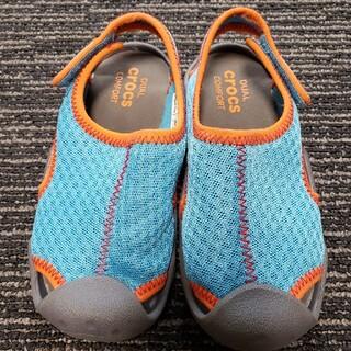 crocs - クロックスの スウィフトウォーターサンダル