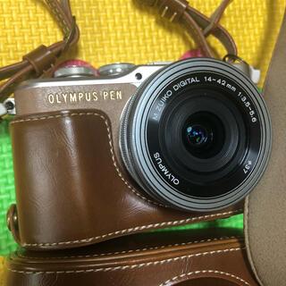 OLYMPUS - オリンパス OLYMPUS PEN E-PL9 レンズ付き