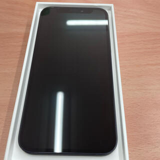 Apple - iPhone12 mini 64GB black