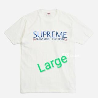 シュプリーム(Supreme)のSupreme Nuova York Tee2020F/W WEEK1(Tシャツ/カットソー(半袖/袖なし))