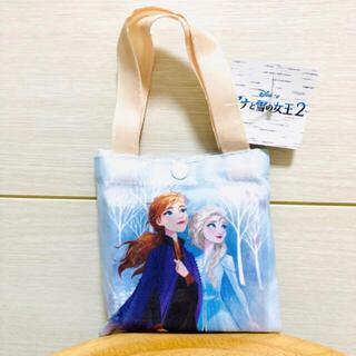 ディズニー(Disney)のアナと雪の女王2 エクストラ エコバッグ(エコバッグ)