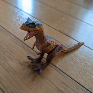 Takara Tomy - アニア アニマルアドベンチャー カルノタウルス 廃盤 恐竜 フィギュア