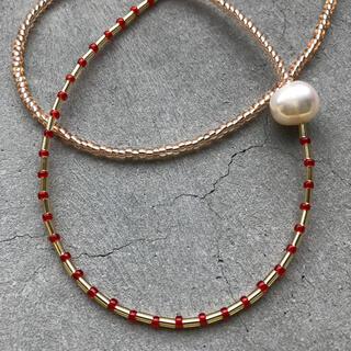 TODAYFUL - handmade necklace 091