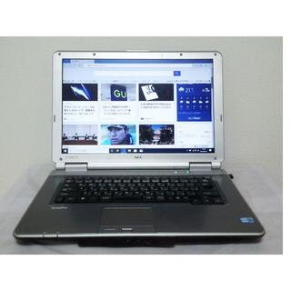 """NEC - 送料無料!NEC15.4""""ノートPC・Core i5・SSD・外付NDD/カメラ"""