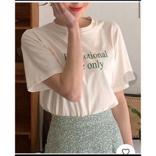 ディーホリック(dholic)のdholic promotional半袖tシャツ(Tシャツ(半袖/袖なし))