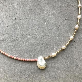 handmade necklace 092