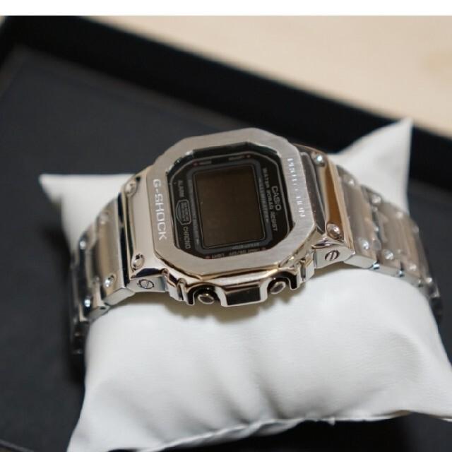 G-SHOCK(ジーショック)のG-SHOCK DW5600 マットレッド メタルカスタム メンズの時計(腕時計(デジタル))の商品写真