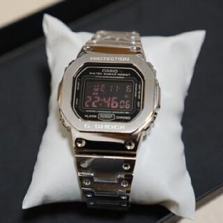 G-SHOCK - G-SHOCK DW5600 マットレッド メタルカスタム