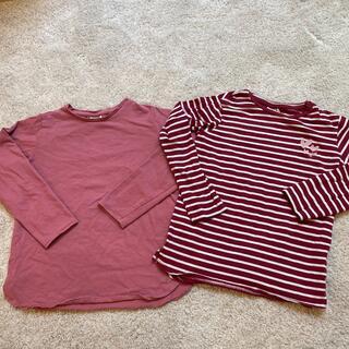 ザラキッズ(ZARA KIDS)の《ZARA kids》ロンT 120 2枚セット(Tシャツ/カットソー)