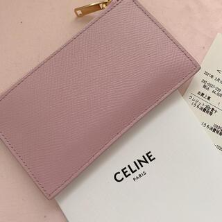 celine - セリーヌ CELINE ピンク カードケース 極美品