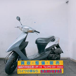 スズキ(スズキ)のSUZUKI レッツ2 CA1PA 馬力の2サイクル原付バイク 通勤通学に 福岡(車体)