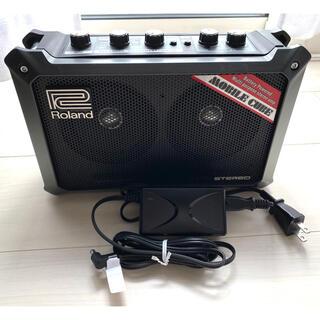 ローランド(Roland)のRoland Mobile Cube アンプ(ギターアンプ)