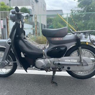 【大阪より即納!!】AA01 激レアのリトルカブ50!! お洒落なカブは大人気!