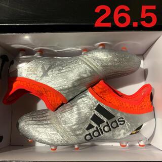 アディダス(adidas)のX 16+ PURECHAOS FG/AG エックス ピュアカオス(シューズ)