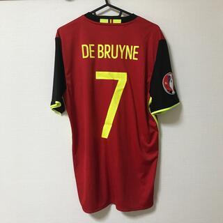 adidas - デブライネ ベルギー代表ユニフォーム