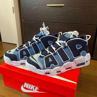NIKE AIR MORE UPTEMPO 96 QS DENIM 27cm