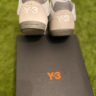 Y-3 - Y3 スニーカー ホワイト