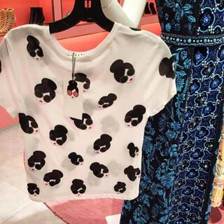 アリスアンドオリビア(Alice+Olivia)のAlice Olivia Tシャツ ②(Tシャツ(半袖/袖なし))