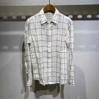 JOURNAL STANDARD - relumeレリューム/リネンチェックシャツ