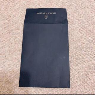ハリーウィンストン(HARRY WINSTON)のハリーウィンストン  封筒(ショップ袋)