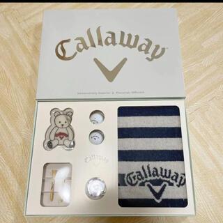 Callaway - キャロウェイ ギフトセット