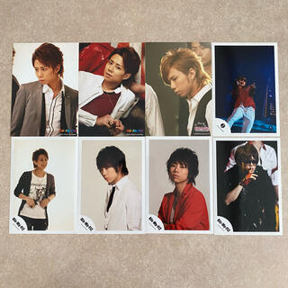 Kis-My-Ft2 - 北山宏光 公式写真 まとめ売り Kis-My-Ft2 Jロゴ