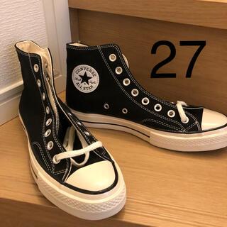 CONVERSE - コンバース  チャックテイラー 1970S CT70 ブラック size27