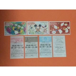 ディズニー(Disney)のコレクション用④ 東京ディズニーランド 使用済チケット(遊園地/テーマパーク)