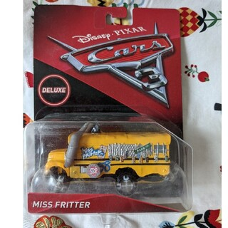 Disney - Mattelカーズ3ミニカー