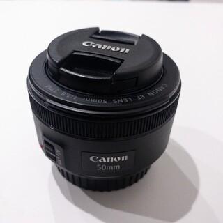 キヤノン(Canon)のEF50mm f1.8 STM CANON(レンズ(単焦点))