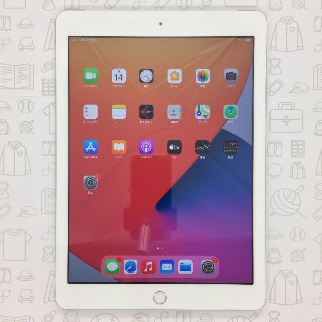 iPad(アイパッド)の【A】iPad 6/32GB/354888091825554 スマホ/家電/カメラのPC/タブレット(タブレット)の商品写真