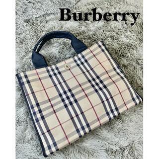 BURBERRY - Burberry  バーバリー トートバック ノバチェック