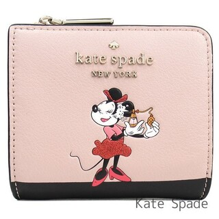 kate spade new york - ディズニー × ケイト・スペード ニューヨーク ミニー 財布