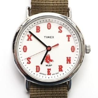 TIMEX - 【新品特価】TIMEX★レッドソックス★MLB公式コラボ腕時計★限定