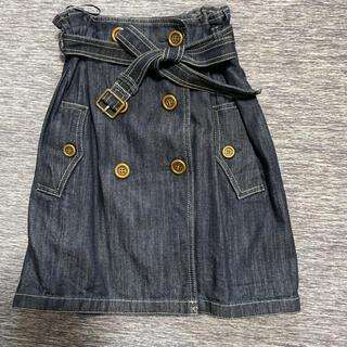 BURBERRY BLUE LABEL - バーバリーブルーレーベルスカート