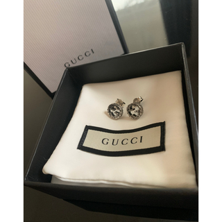 Gucci - gucci インターロッキングg ピアス