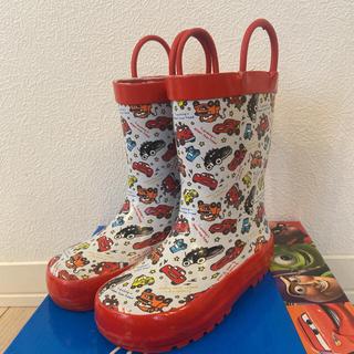ディズニー(Disney)の長靴 レインブーツ 16 カーズ(長靴/レインシューズ)