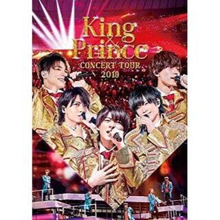 King & Prince/CONCERT TOUR 2019通常盤DVD