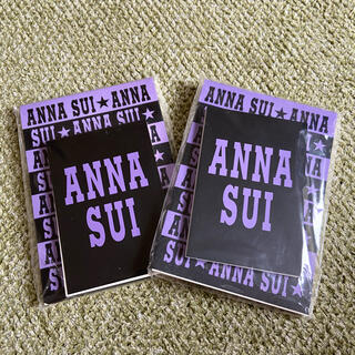 アナスイ(ANNA SUI)のANNA SUI メモ帳セット(ノート/メモ帳/ふせん)