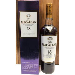 ザ・マッカラン 18年 SOC(1997)700ml
