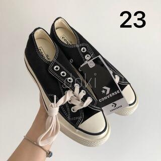 CONVERSE - コンバース converse チャックテイラー ct70 ブラック 23cm
