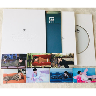 BTS BE essential edition CD アルバム トレカ付き