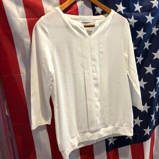 ビューティアンドユースユナイテッドアローズ(BEAUTY&YOUTH UNITED ARROWS)の白シャツ ユナイテッドアローズ(シャツ/ブラウス(長袖/七分))