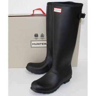 ハンター(HUNTER)の定価18000 新品 本物 HUNTER 靴 ブーツ JP23 112(レインブーツ/長靴)