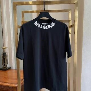 Balenciaga - balenciagaグラフィティカラープリント半袖tシャツ