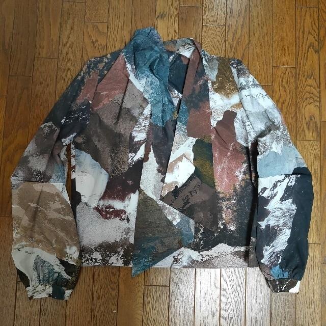 STUDIOUS(ステュディオス)のユナイテッドトーキョー ブラウス レディースのトップス(シャツ/ブラウス(長袖/七分))の商品写真
