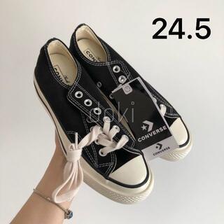CONVERSE - コンバース converse チャックテイラー ct70 ブラック 24.5cm