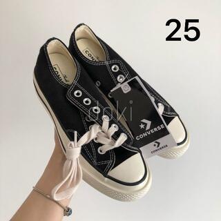 CONVERSE - コンバース converse チャックテイラー ct70 ブラック 25cm